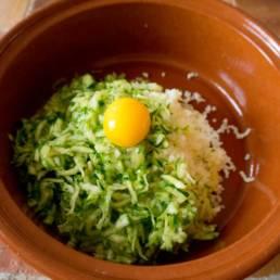 Rezept Zucchini-Kartoffel Bällchen