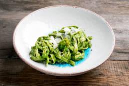 Tagliatelle mit Wildem Brokkoli und Grana Padano Käse