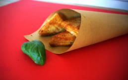 Streetfood Mozzarella in carrozza